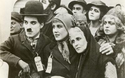 The Immigrant, Charlie Chaplin – Friand'Art