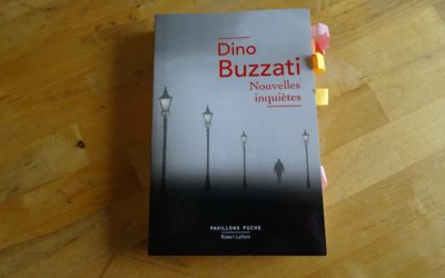 Dino Buzzati, Nouvelles Inquiètes, #02 – Écouter Lire