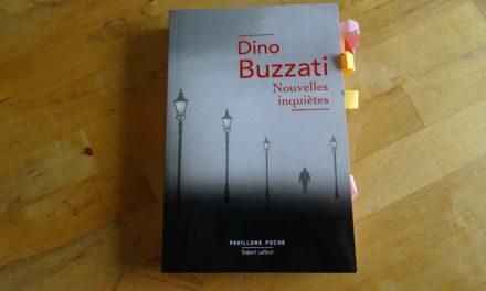Dino Buzzati, Nouvelles Inquiètes, #01 – Écouter Lire