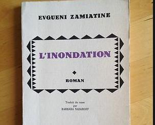 L'inondation, Evguenie Zamiatine – Écouter Lire