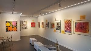 Galerie Phil'Art à Thorens Glières et Fanny Soudan artiste – Friand'Art