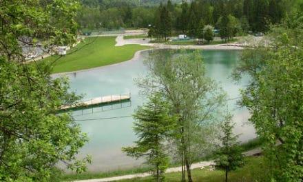 L'Histoire du Plan d'eau – les Racines du Futur