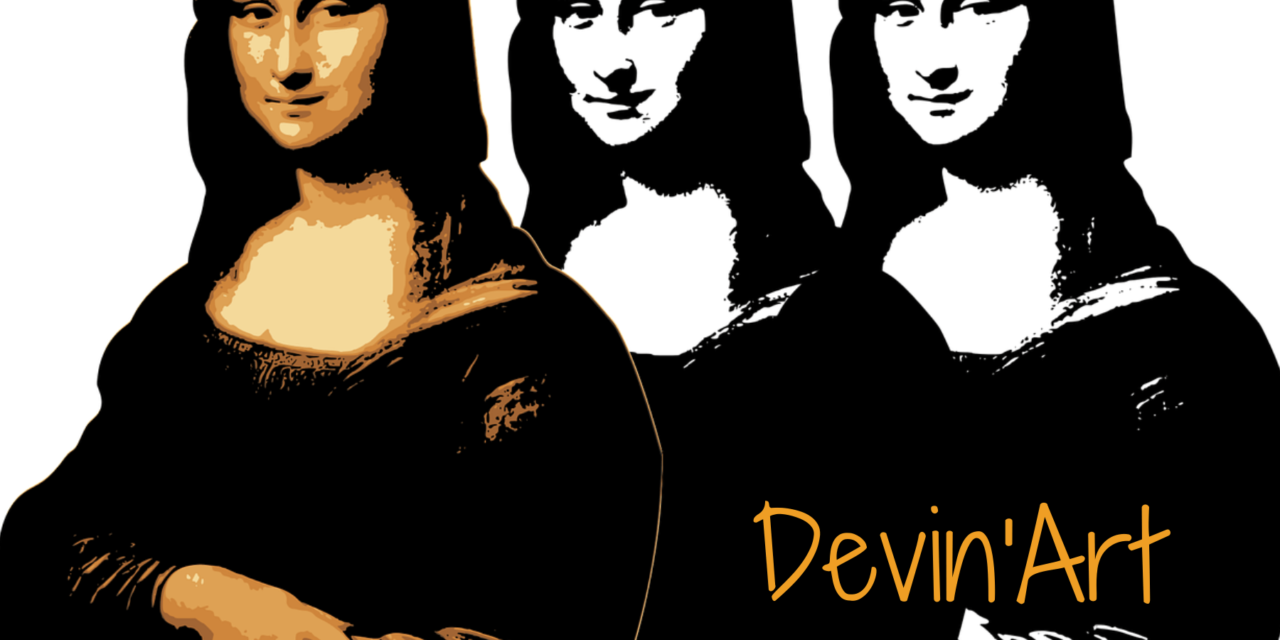 Chronique Devin'Art # 07, La Chronique d'Evie