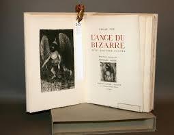 Edgar Poe, L'Ange du Bizarre – Écouter Lire