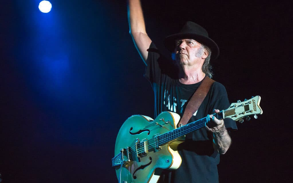 Maurice Girardot, Tribute Neil Young- les Directs d'Alto