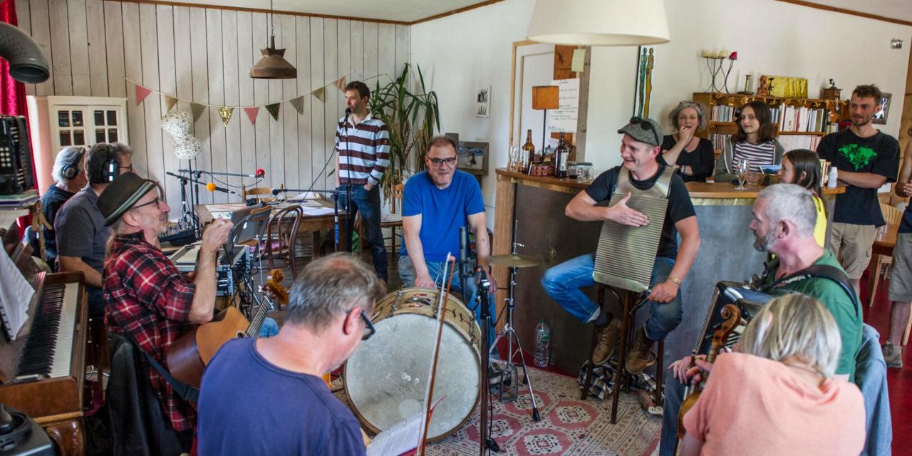 Le Syndicat Européen des Musiques Rurales de Louisiane – les Directs d'Alto
