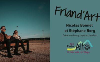 ITW de Nicolas B et Stéphane B : création d'un groupe en tandem