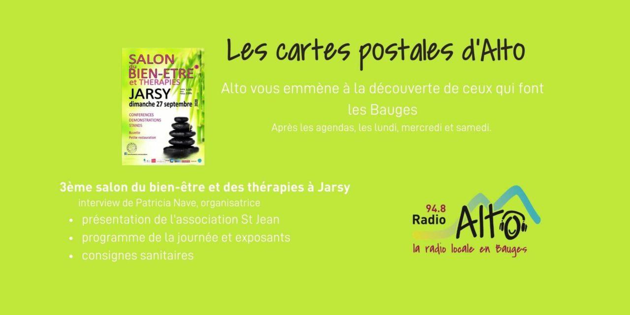 Les cartes postales d'Alto – salon du bien être et des thérapies à Jarsy