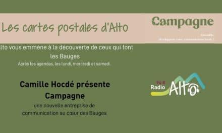 Les cartes postales d'Alto – Communication locale avec Campagne