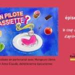 Le coup de barre d'après repas – Y a-t-il un pilote dans l'assiette? #01