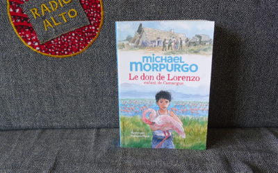 Le don de Lorenzo, Michael Morpugo – Lectures sous la couette #95