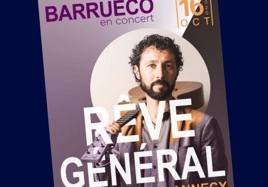 Le Direct du Jeudi, Willy Barrueco – EN DIRECT