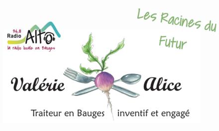 Valérie, Traiteur en Bauges – Les Racines du Futur
