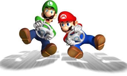 Mario Kart – Carrés, Bulles et Grand Écran