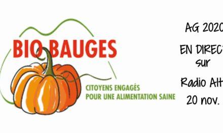 AG du 20 novembre 2020 Bio Bauges