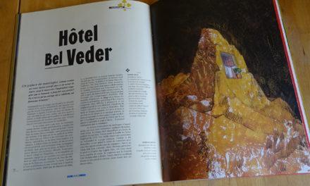 S. Jouty, Hotel Bel Veder, Le Dernier Bivouac – Écouter Lire