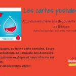 Les cartes postales d'Alto – Le Don du Sang en Bauges