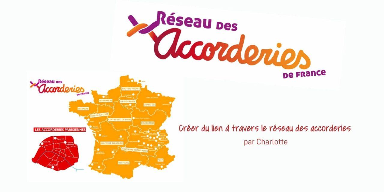 Le réseau des Accorderies de France