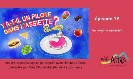 Que manger en randonnée ? – Y a-t-il un pilote dans l'assiette? #19