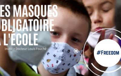 Dr Louis Fouché – freedom par Héloïse