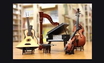 Les Instruments – Les Gens Chanteurs