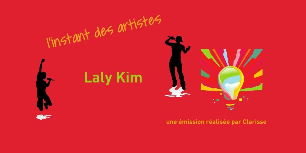 L'instant des artistes – Laly Kim