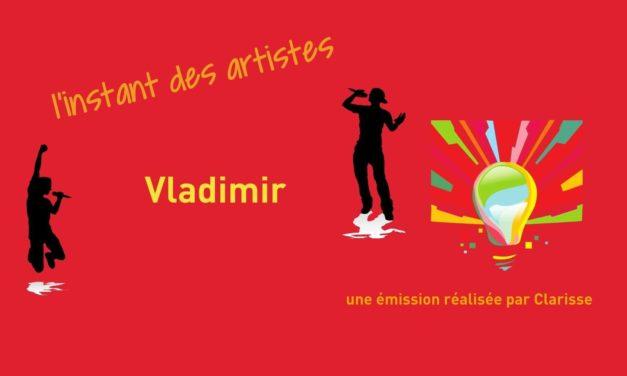 L'instant des artistes – Vladimir Strauss