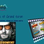 The Big Lebovski – Carrés, Bulles et Grand Écran