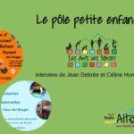 Le pôle Petite Enfance – Centre Social des Amis des Bauges