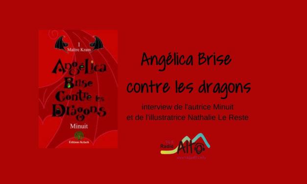 Angélica Brise contre les dragons
