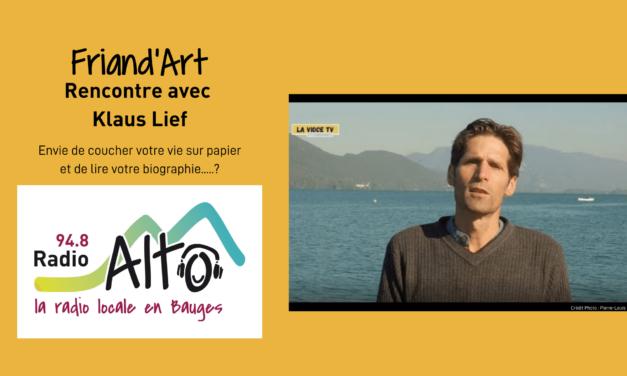 Klaus Lief, Auteur de Biographie – Friand'Art