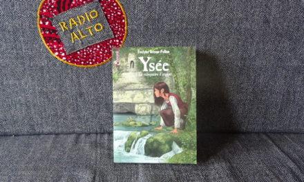 Ysée, Le reliquaire d'argent, Evelyne Brisou-Pellen – Lectures sous la couette #116