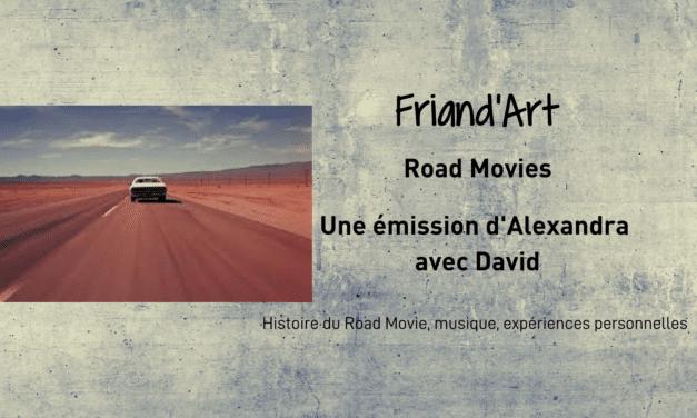 Road Movies – Friand'Art