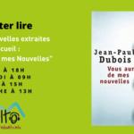 Vous aurez de mes Nouvelles #02, Jean Paul Dubois – Écouter Lire