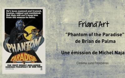 Le Fantôme du Paradis – Friand'Art