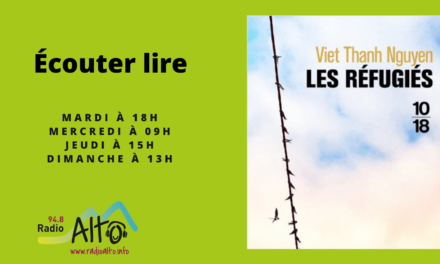 Les Réfugiés, Viet Thanh Nguyen – Écouter Lire