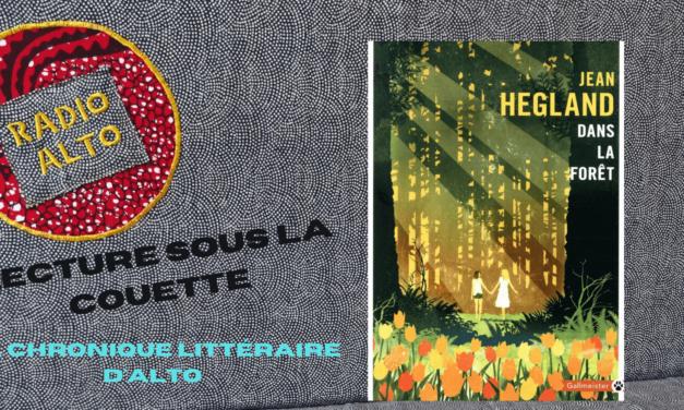 Dans la Forêt, Jean Hegland – Lectures sous la couette #129