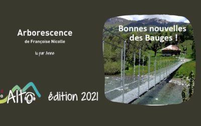 Arborescence de Françoise Nicolle lu par Anne