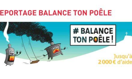 #Balance ton poêle