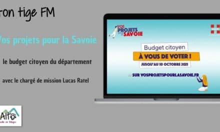 Vos projets pour la Savoie – Coton-Tige FM