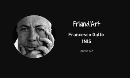 INIS : homme pluriel, artiste singulier – Episode 1