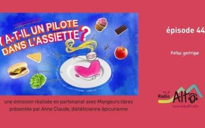 Les aliments qui favorisent le reflux gastrique – Y a-t-il un pilote dans l'assiette? #44