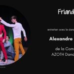 Alexandre Balmain – Cie AZOTH Dance Theatre
