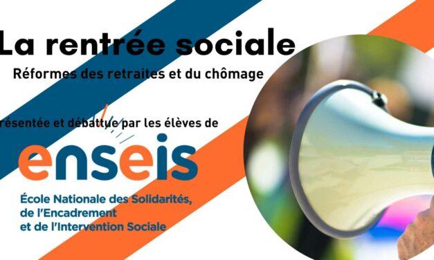 La rentrée sociale 2021